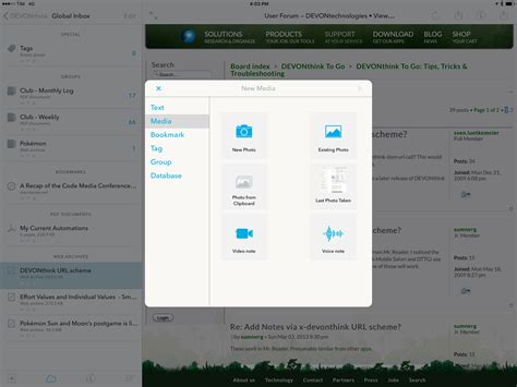 iPad Diaries: Advanced File Management and Research with