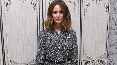 Rose Byrne Shows Off Tiny Waist Two Months After Giving