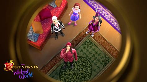 Trapped   Episode 30   Descendants: Wicked World - YouTube