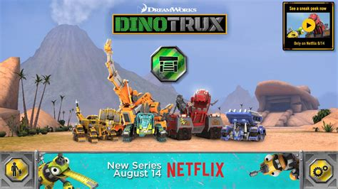 DreamWorks Dinotrux APK Download - Free Adventure GAME for