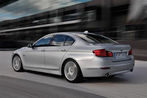 2016 BMW 5 Series: New Car Review - Autotrader