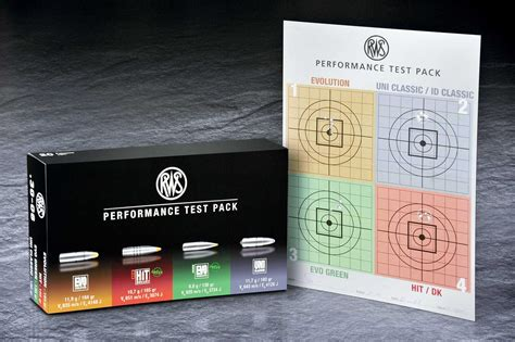 RWS Performance Test Pack   all4shooters