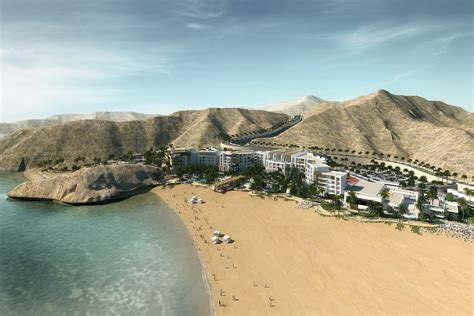 Jumeirah to Operate New Luxury Hotel in Muscat - Haute Living