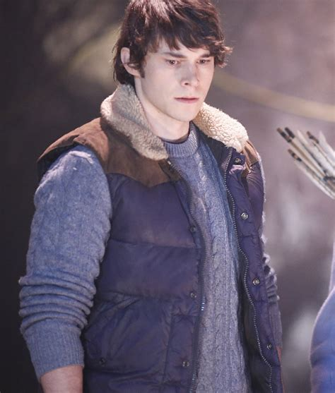 Jonathan Whitesell Once Upon A Time S05 Hercules Vest