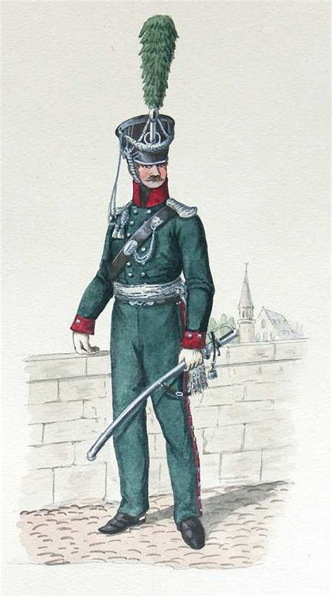 Prussian Freikorps and Volunteers of the Wars of