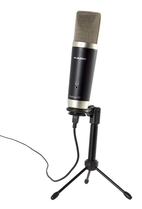 M-Audio Vocal Studio USB Microphone Package | zZounds