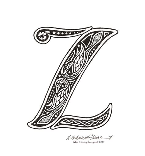 174 best images about Celtic calligraphy on Pinterest