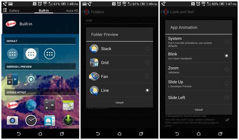 AndroiDreamer: Nova Launcher Beta update brings Android L