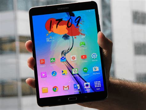 Samsung rolls out Android Marshmallow for Galaxy Tab S 8
