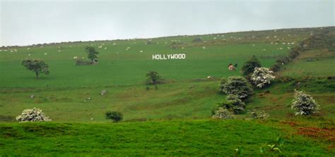 Double Take: The Irish Hollywood in the Wicklow Gap