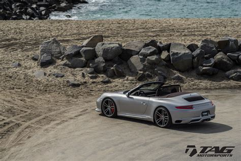 How To Spice up a 991