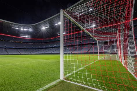 LED event and sports-ground lighting for the Allianz Arena