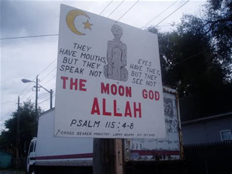 The Middle-East Conflict: Is Allah the Same as the God of