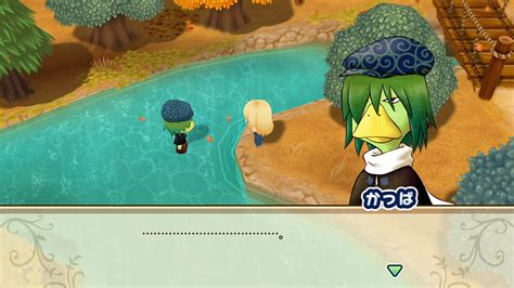 Story Of Seasons: Friends Of Mineral Town Japanese Version