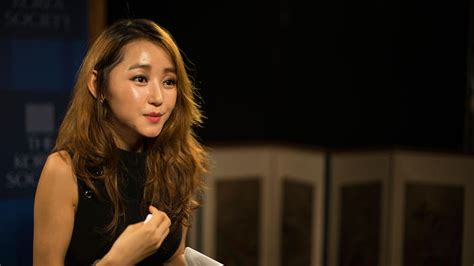 Five things you should know about Yeonmi Park   SBS Life