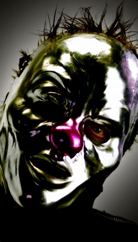 Slipknot's New Masks: See Striking Solo Photos of Band's
