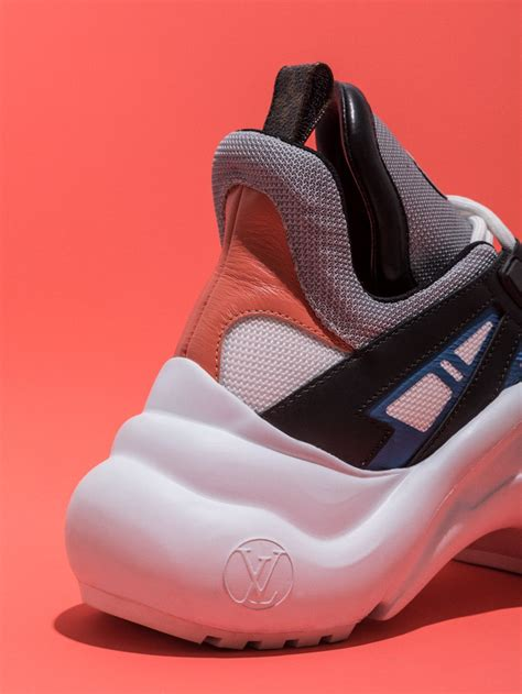 Louis Vuitton's Archlight Sneakers Are This Season's Must