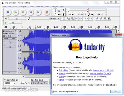 Download Audacity 2019 Free Latest Apps for Windows 10
