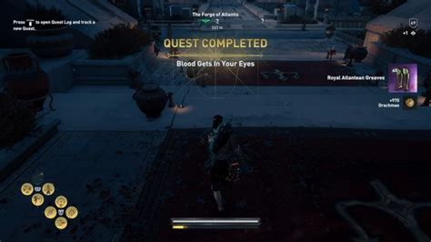 Blood Gets In Your Eyes: Assassin's Creed Odyssey Wiki